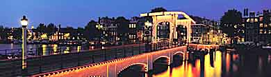 USAir has low fares to Amsterdam -- the perfect gateway to the rest of Europe.
