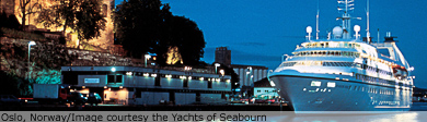 Frommers: A World of Travel Experience: Seabourn ship in Oslo