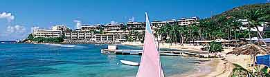 Go ashore in St. Thomas, USVI