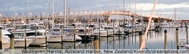 Frommers: A World of Travel Experience: Auckland marina, New Zealand