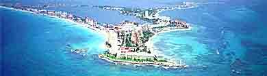 Escape to Cancun!