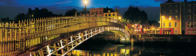 Frommers: A World of Travel Experience: Dublin by night