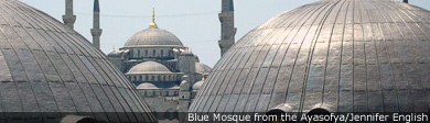 Frommers: A World of Travel Experience: Istanbul's Blue Mosque