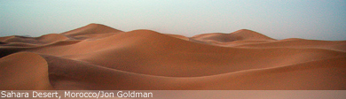 Frommers: A World of Travel Experience: Morocco's Sahara desert