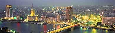Modern Cairo