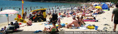 Frommers: A World of Travel Experience: Noosa Beach, Australia