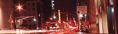 Lexington Avenue, New York City