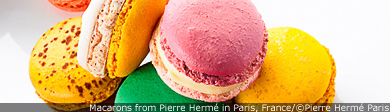 Frommers: A World of Travel Experience: French pastries from Paris