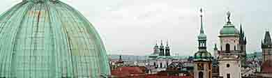 Spires of Prague