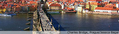 Frommers: A World of Travel Experience: Charles Bridge, Prague