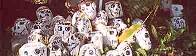Make plans now to celebrate the Day of the Dead in Mexico