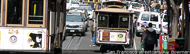 Frommers: A World of Travel Experience: San Francisco streetcar