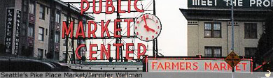 Frommers: A World of Travel Experience: Seattle's Pike Place Market