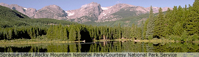 Frommers: A World of Travel Experience: Rocky Mountain National Park