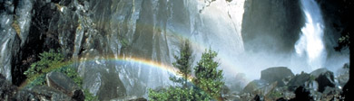 Frommers: A World of Travel Experience: Yosemite waterfall