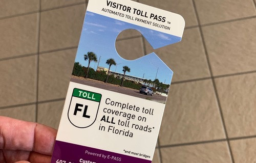 Florida Visitor Toll Pass