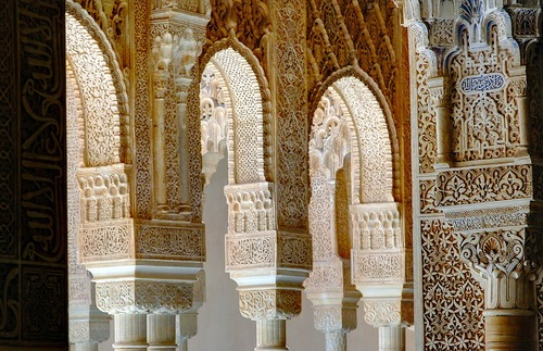 "<p><a href=""https://www.frommers.com/destinations/granada/attractions/alhambra-and-generalife"" target=""_blank""><strong>The Alhambra and Generalife</strong></a>—lives up to its origins as a fortress by repelling all without reservations, which are available starting three months ahead and usually sell out.</p>"
