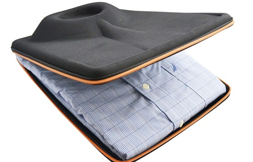 PackTidy Shirt & Tie Commuter Travel Luggage Organizer, $25