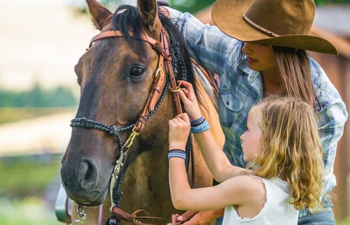 Best Multigenerational Trips: Family-Friendly Vacation Ideas: Dude ranches
