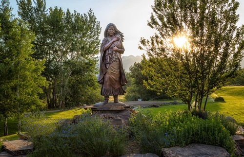 Sacajawea Interpretive, Cultural and Educational Center in Idaho