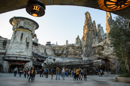 Star Wars: Galaxy's Edge: What you need to know to enjoy it better? Smugglers Run Has a Quicker Line for Single Riders