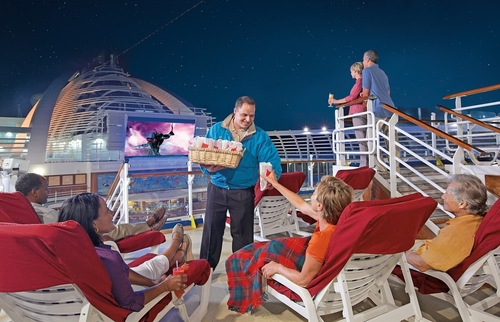Family Cruising 101: Know what fun stuff is free
