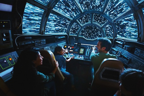 Star Wars: Galaxy's Edge: What you need to know to enjoy it better? Your Role on Smuggler's Run Matters