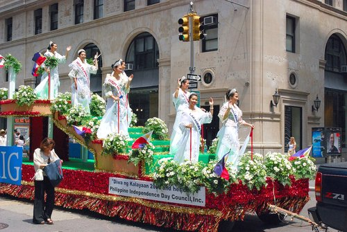 Philippine Independence Day Parade in New York City