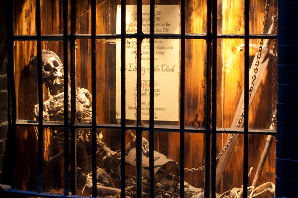 The Clink Museum, Southwark