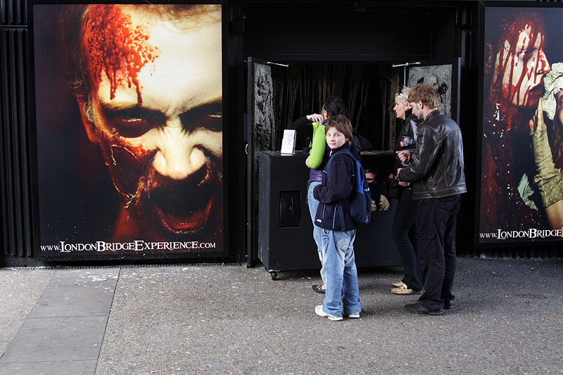 London Bridge Experience and London Tombs, Southwark