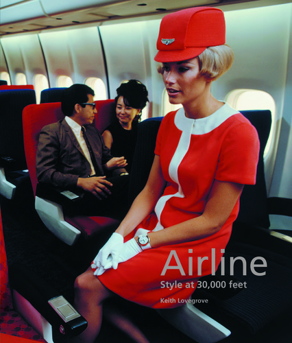 Airline: Style at 30,000 Feet by Keith Lovegrove is a tribute to that the era of luxury air travel. Using ephemera, promotional images, and fashion shoots, it brings back the time when the trends broke first amidst the clouds and the center aisle was the catwalk of its day. This was the world of travel when Frommer's first began publishing.