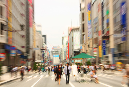 Time for Tokyo: The Top Sights
