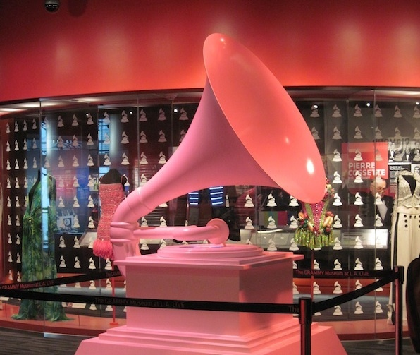 The Grammy Museum, Los Angeles