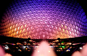Spaceship Earth, Epcot, Walt Disney World