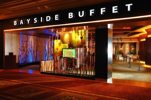 Endless eating the best las vegas buffets for Fish restaurant mgm