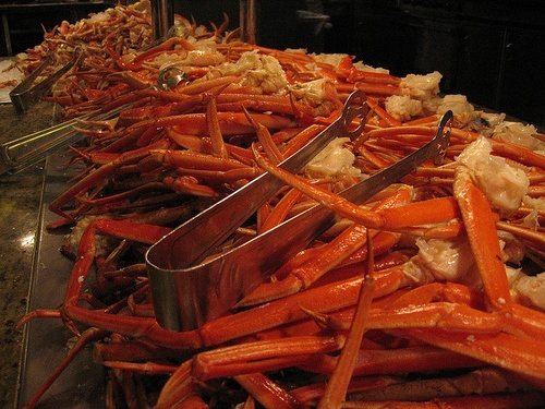 Rio Buffet Crab Legs