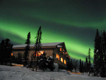Courtesy Of Aurora Borealis Lodge Fairbanks Alaska