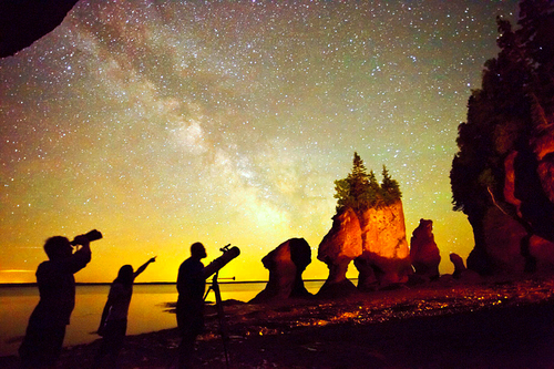 Hopewell Rocks/ Fundy National Park, New Brunswick