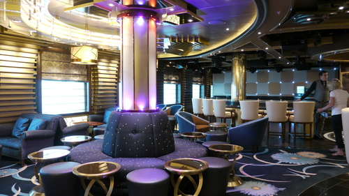 Club 6 disco, Royal Princess