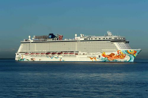 Norwegian Getaway Photo Slideshow