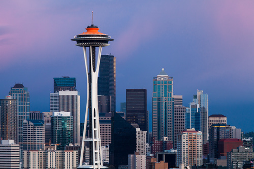 Seattle's Space Needle Gets a Glassy Makeover | Frommer's