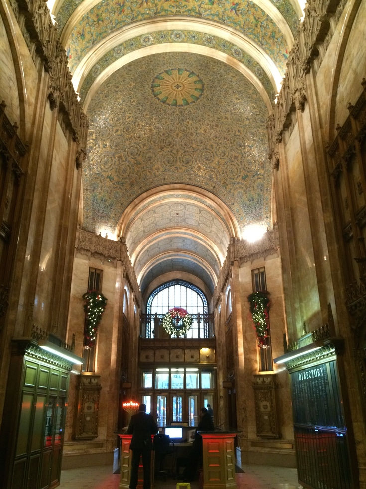 Lobby, Woolworth Building