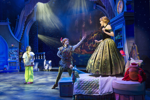 "A scene from ""Disney Dreams, An Enchanted Classic"""