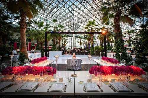 Where to get married the best weddings in all 50 states for Beautiful gardens to get married in