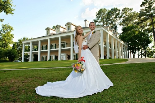 Oak Island Antebellum Weddings Wilsonville Alabam