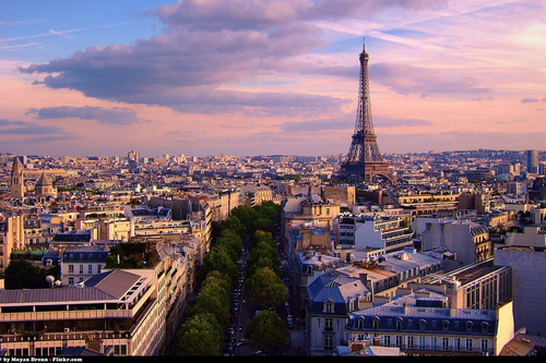 Eiffel Tower Will Be Painted a New Color for Paris Olympics