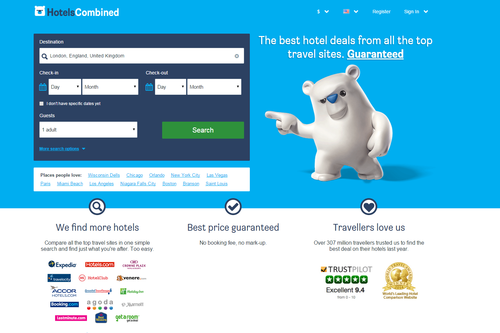 Best And Worst Travel Websites