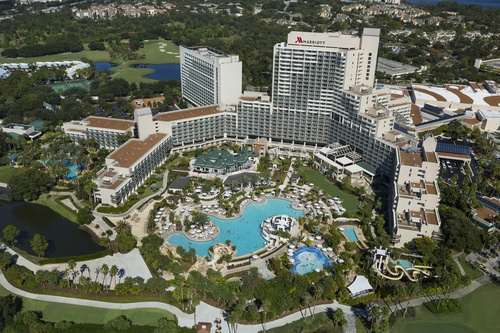 Which orlando hotel has the best pool Hotels in orlando with indoor swimming pool