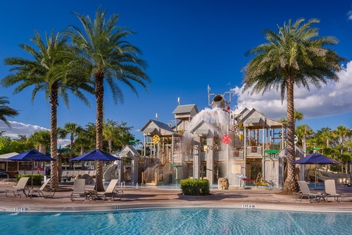 Which Orlando Hotel Has The Best Pool