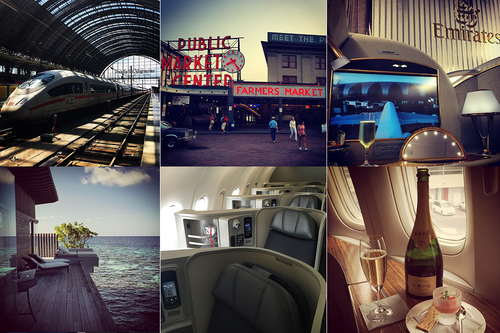 Images by Instagrammer @onemileatatime